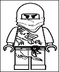 Ninjago Color Picture Printable Coloring Pages Pdf Sheets