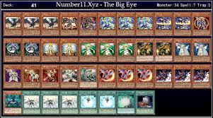 Sacred Beast Deck 2016 by Casual Corner Lightsworn June 2016 The Big Eye