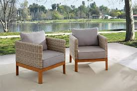 Amazon.com : COSCO Outdoor Lounge Chairs, 2-Pack, Tan Wicker, Warm ... Inspiration Resin Wicker Lounge Chairs Strykekarateclub Heavy Duty Patio Ideas Inside Seating Jens Risom Chair Belham Living Luciana Villa Allweather Set Of Elegant 30 Design Outdoor Teapartyemporiumcom Classic Summer Classics Contract Orbital Zero Gravity Folding Rocking With Pillow Costway 2 Sling Chaise Lounges Recliner Siena Pool Crosley Fniture Beaufort Amazoncom Htth Easy To Assemble Dark Brown W Cushions