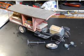 My First Idea Was To Use The Rear Section For A New Ford Model T Project But By Stroke Of Luck I Discovered Another Build Stutz On EBay Few Weeks
