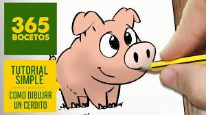 Ilustración De Ilustración De Cabeza De Cerdo De Dibujos Animados Y