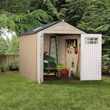 outdoor resin storage sheds rubbermaid storage shed home