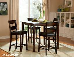 Dining Table Set With 4 Chairs Montreal