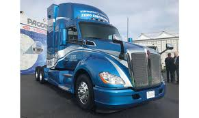 100 Paccar Trucks PACCAR And Toyota Join Forces To Build A Hydrogen Truck Commercial