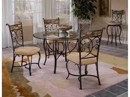hillsdale furniture dining room pompeii metal dining table base