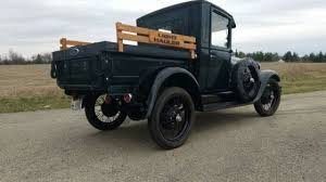 1929 Ford Model A For Sale Near Cadillac, Michigan 49601 - Classics ... 1930 Ford Model Aa Truck Pickup Trucks For Sale On Cmialucktradercom 1928 Aa Express Barn Find Patina Topworldauto Photos Of A Photo Galleries 1931 Pick Up In Canton Ohio 44710 Youtube 19 T Pickup Truck Item D1688 Sold October Classic Delivery For 9951 Dyler A Rat Rod Sale 2178092 Hemmings Motor News For Sale 1929 Roadster
