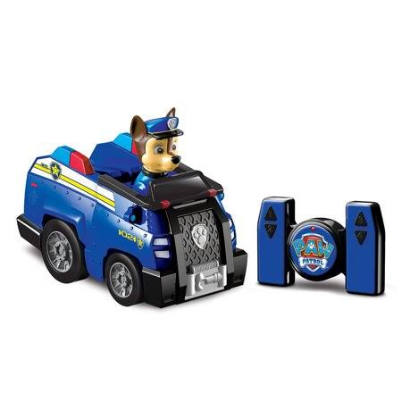 Paw Patrol Chase Rescue Racer Remote Control Car