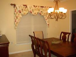 Dining Room Valance Curtains Impressive Valances Add Photo Gallery Image Of Incredible Ideas In