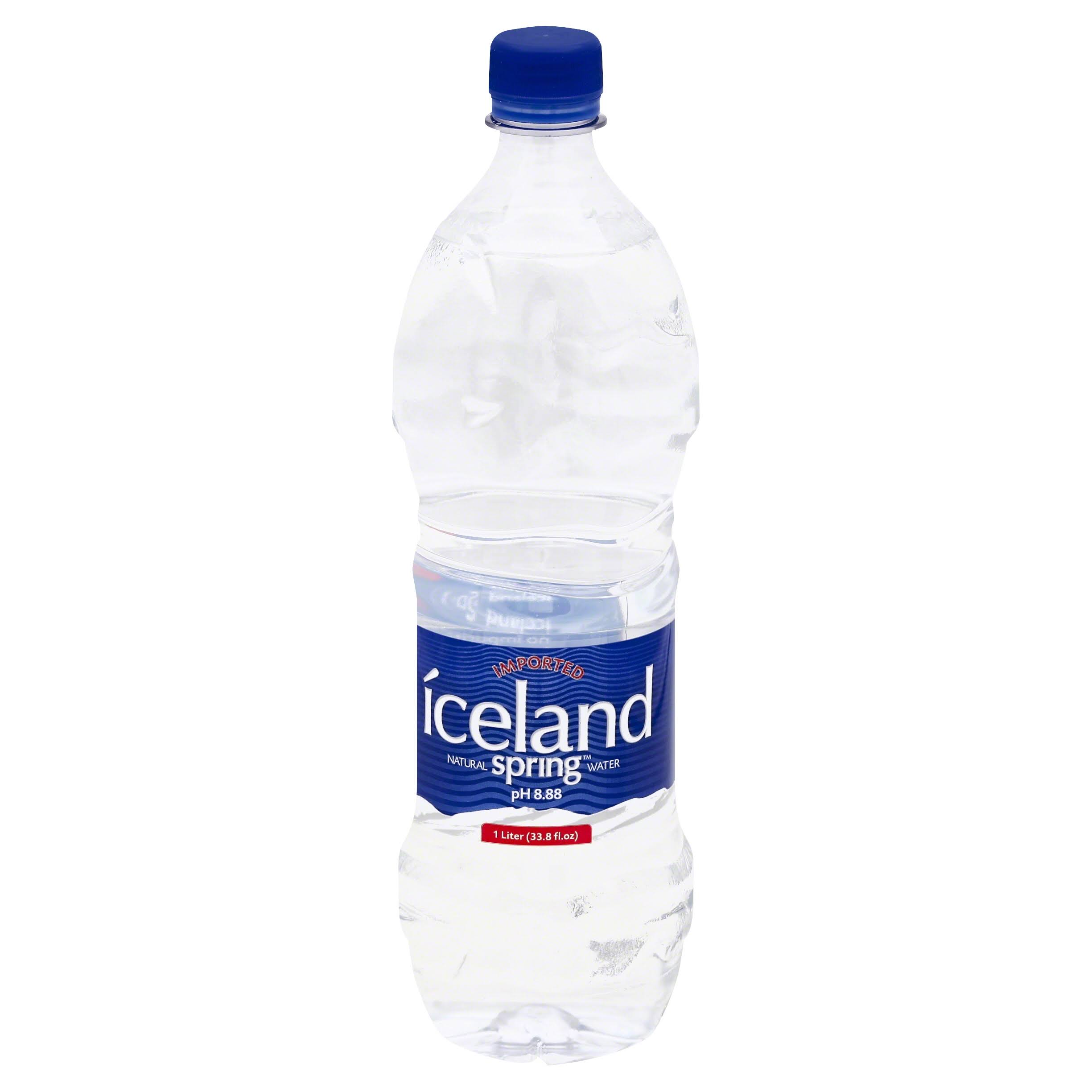 Iceland Spring Water - 1l