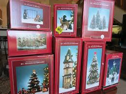 If You Recall My Aunt Gave Me Her Collection Of St Nicholas Square Christmas Village Houses Last Which Is Wonderful But I Wanted To Add Some