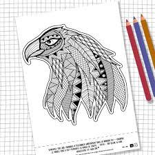 15 Coloriage A Imprimer Aigle Des Milliers De Coloriage