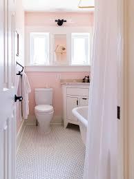 before after all hail the pink bathroom design sponge