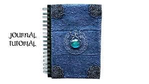 Viva Decor Inka Gold Uk by Polymer Clay Notebook Cover Purple U0026 Blue Easy Ornate Design