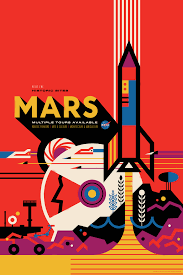 Mars Clipart Space Travel 2