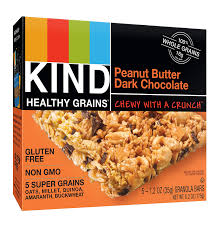 KIND Healthy Grains Bars - Peanut Butter Dark Chocolate - 1.2 Oz ... Best 25 Granola Bars Ideas On Pinterest Homemade Granola 35 Healthy Bar Recipes How To Make Bars 20 You Need Survive Your Day Clean The Healthiest According Nutrition Experts Time Kind Grains Peanut Butter Dark Chocolate 12 Oz Chewy Protein Strawberry Bana Amys Baking Recipe