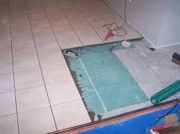 Laying Tile Over Linoleum Concrete by How To Lay Tile Floor Installation Installing Ceramic On Concrete