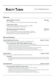 Technical Writer Resume Sample Samples Writing Cv