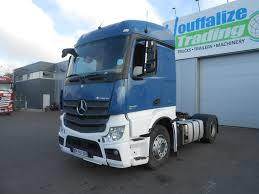 100 Benz Truck 2013 MERCEDESBENZ Actros 1845 EEV Hydraulic Tractor Units For Sale
