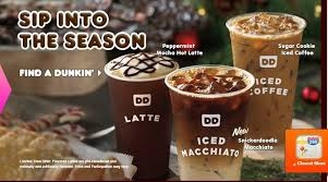 Dunkin Donuts Pumpkin Spice 2017 by Terrific Dunkin Donuts Christmas Flavors Nobby Christmas Inspiring