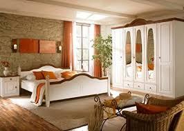 schlafzimmer komplett wales kiefer massiv weiß