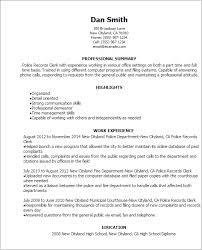 Greatest Resume Goal Examples Best Objective