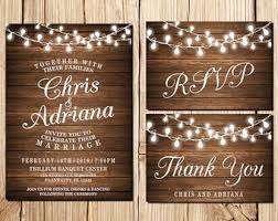 Wedding Invitation Templates Rustic Elegant 26 Blank Vizio