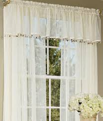 Cafe Style Curtains Walmart by Living Room Cafe Curtains For Small Windows Window Valances And