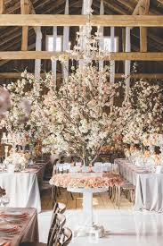 Welcome Table Flowers Gorgeous Barn Wedding Toronto