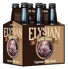 Elysian Pumpkin Ale Festival by Elysian Brewing Releases Split Shot Espresso Milk Stout