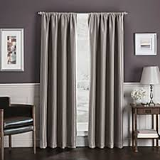 Gray Sheer Curtains Bed Bath And Beyond by Window Curtains U0026 Drapes Room Darkening Noise Reducing