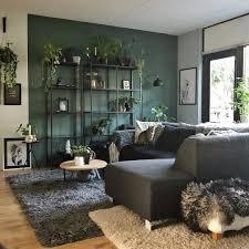 wunderschöne grüne wohnzimmer mooiibo