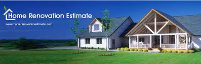 Home Renovation Estimate Calculate Costs line