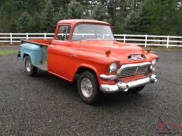 100 1957 Gmc Truck GMC CUSTOM CAB PICKUP TRUCK WITH 350 CHEVY V8 4SPD PICKUP TRUCK PU