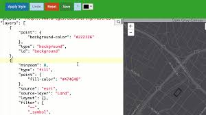 Tiled Map Editor Free Download by Github Esri Arcgis Vectortile Style Editor A Simple Vector Tile