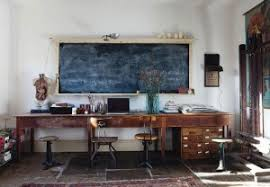 Home Office Rustic Interiors Color For Stylish Along With Attractive Regarding