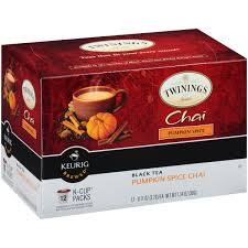 Tazo Pumpkin Spice Chai Latte Recipe by Chai Tea Keurig Halflifetr Info