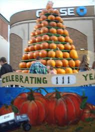 Pumpkin Festival Circleville Ohio 2 by Gc2e0v5 Pickaway Circleville Bicentennial Mural Traditional