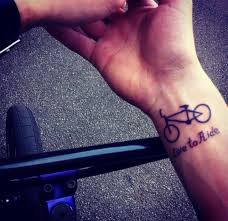 22 Unique Bmx Bike Tattoo