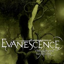 Coverlandia The 1 Place for Album & Single Cover s Evanescence
