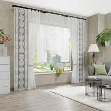gardinen deko für ihr wohnzimmer