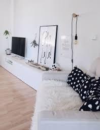 schöner wohnen wandfarbe wandgestaltung wohnzimmer im
