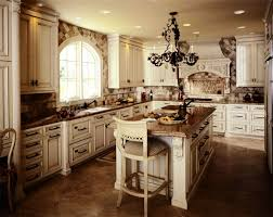 Rustic Kitchen Cabinets Design Doors With Tin