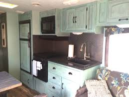 Camper Remodel Ideas Awesome 45 Rv Bathroom Remodeling Hit The Road In Style With Hgtv