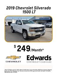 Edwards Chevrolet Cadillac - Lease-Specials Lease Specials 2019 Ford F150 Raptor Truck Model Hlights Fordcom Gmc Canyon Price Deals Jeff Wyler Florence Ky Contractor Panther Premium Trucks Suvs Apple Chevrolet Paclease Peterbilt Pacific Inc And Rentals Landmark Llc Knoxville Tennessee Chevy Silverado 1500 Kool Gm Grand Rapids Mi Purchase Driving Jobs Drive Jb Hunt Leasing Rental Inrstate Trucksource New In Metro Detroit Buff Whelan Ram Pricing And Offers Nyle Maxwell Chrysler Dodge