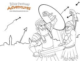 A Coloring Page For Kids From The Story Swallowed By Fish Soldiers