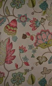 Material For Curtains And Blinds by Ornate Floral Fabric For Curtains Blinds And Cushions