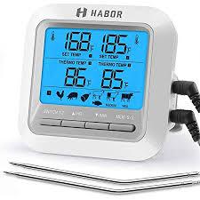 tfa dostmann küchen chef digitales grillthermometer