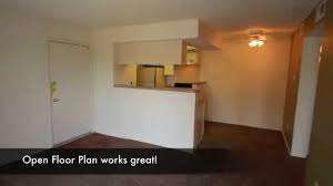 1 Bedroom 1 Bath 550 square feet at Canyon Creek Apartments in