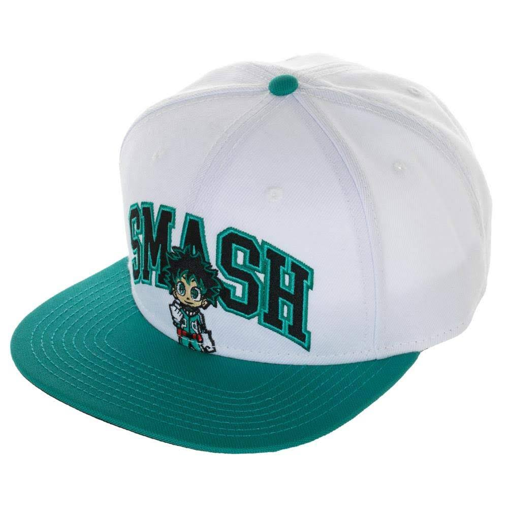 My Hero Academia Smash Collegiate Snapback Hat