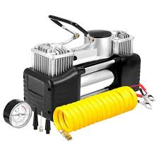 12V 150PSI Portable Dual Cylinder Air Pump Air Compressor Tire ... Buy Now Giantz 320l 12v Air Compressor Tyre Deflator Inflator 4wd Dc Air For Horn Car Truck Auto Vehicle Electric Heavy Duty Portable 1 Tire Pump Rv Diecast Package Caterpillar Ep16 C Pny Lift Twin Piston 4x4 Da2392 Mounted Compressors Pb Loader Cporation Brake 3558006 Cummins Engine New Puma Gas At Texas Center Serving For Trucks With Nhc 250 Diesel Engine The 4 Best Tires Essential 30 Gallon Twostage Mount Princess